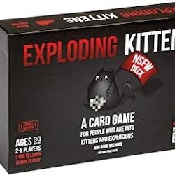 Exploding Kittens NSFW Ed.