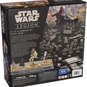 Star Wars Legion starter set Empire/Rebels