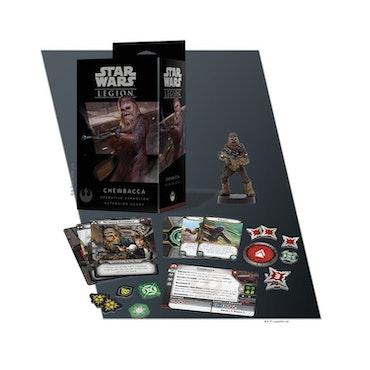 Star Wars Legion Chewbacca Operativ