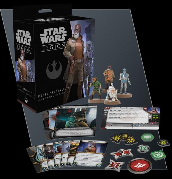 Star Wars Legion Rebel Specialist