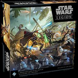 Star Wars Legion Clone Wars Starter Set CIS/Republic