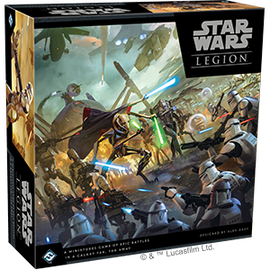 Star Wars Legion Clone Wars Starter Set CIS/Republic