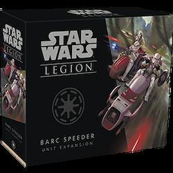 Star Wars Legion BARC Speeder