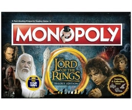 Monopol Lord Of The Rings