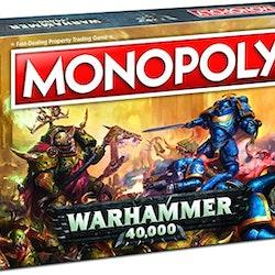 Monopol Warhammer 40K