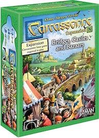 Carcassonne: Bridges, Castles, & Bazaars