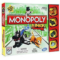 Monopoly Junior New Ed. SE/FI