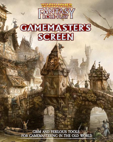 Warham RPG GM Screen
