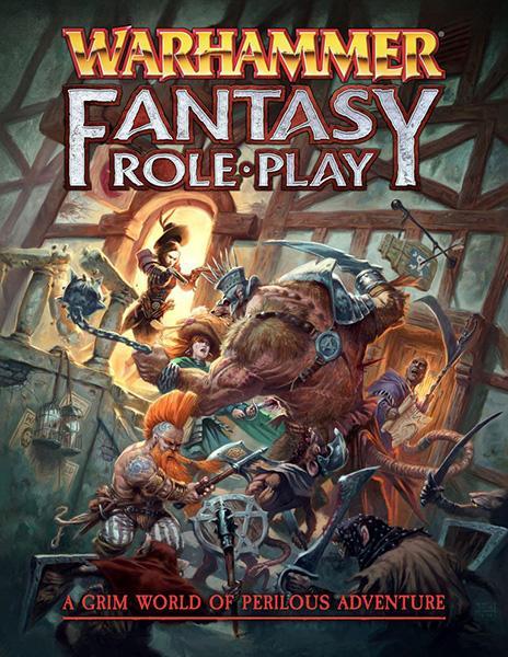 Warhammer RPG Rulebook 4th Edition