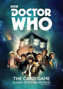Dr Who Card Game Classic