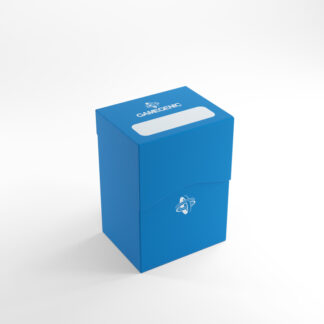 GameGenic Deck Holder 100+ Deck Box Blue