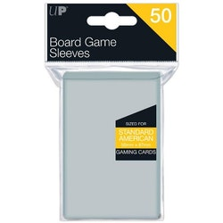 Ultra Pro Card Supplies Board Game Standard Card Sleeves