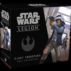 Star Wars Legion Fleet Troopers