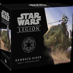 Star Wars Legion Dewback Rider
