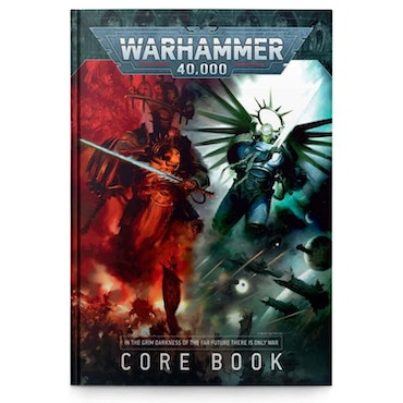 40K Rulebook  9th Ed