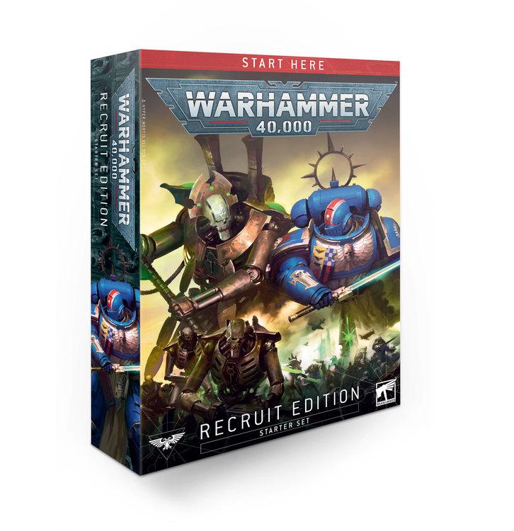 Warhammer 40K Recriut Edition