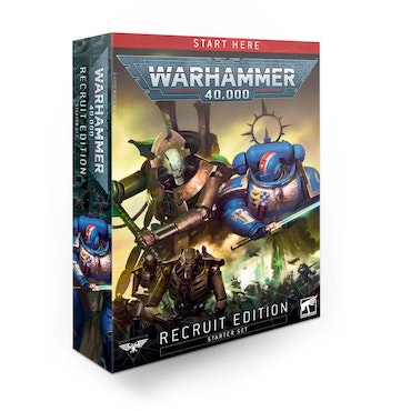 Warhammer 40K Recriut Edition