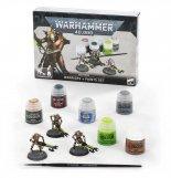 Warhammer 40K Necron Warriors + Paint Set