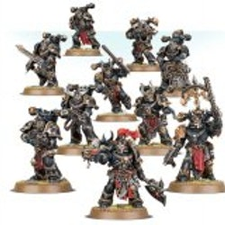 Warhammer 40k Chaos Space Marines