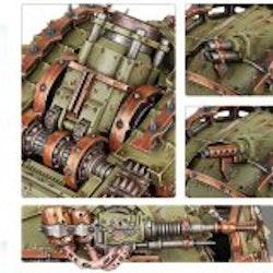 Warhammer 40K Plagueburst Crawler