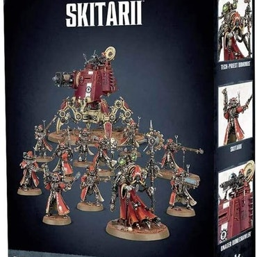 Start Collecting Ad Mech
