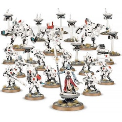 Start Collecting Tau