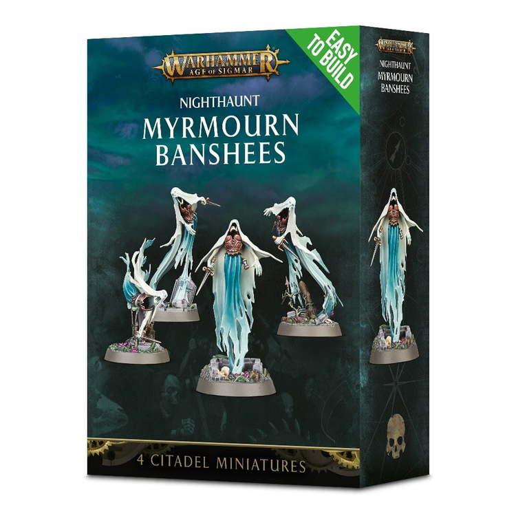 Myrmourn Banshees