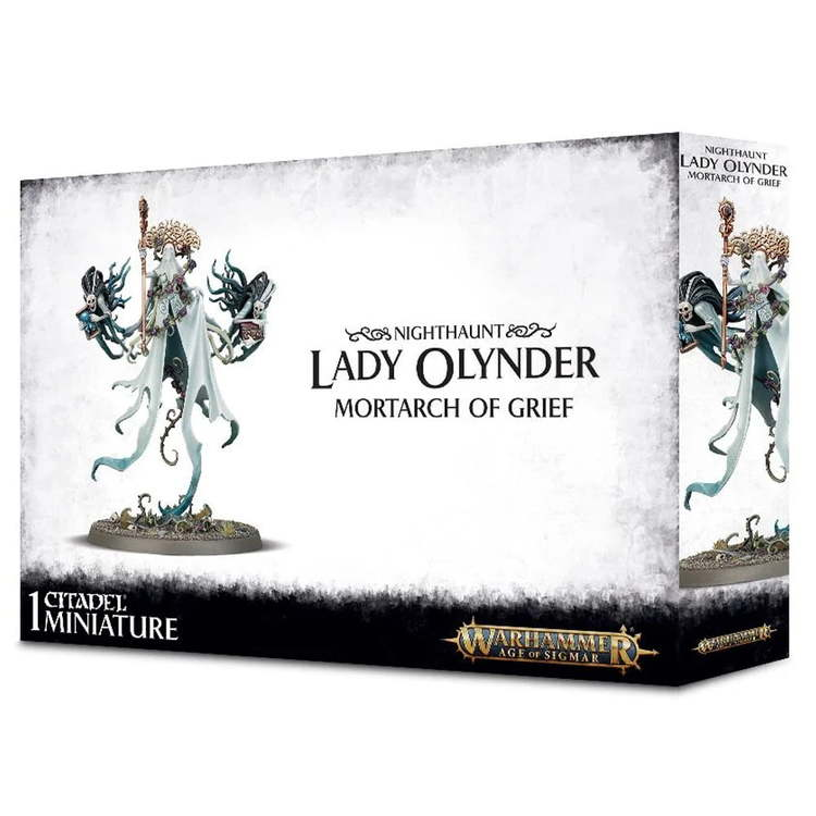 Lady Olyander - Mortarch of Grief