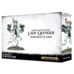 Lady Olyander - Mortarch of Grief