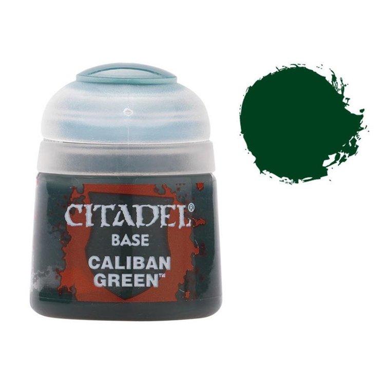 Caliban Green
