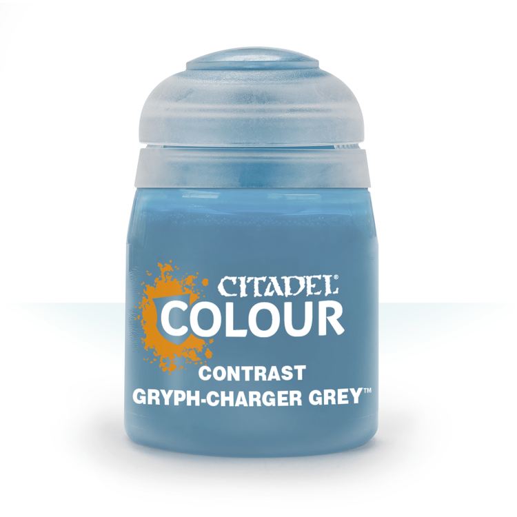 Gryph Charger Grey