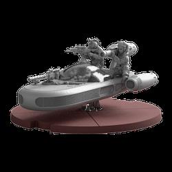 X-34 Landspeeder Unit