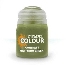 Militarum Green Contrast