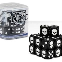Dice Cube Black