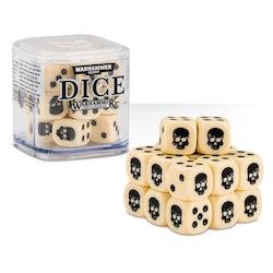 Dice Cube White