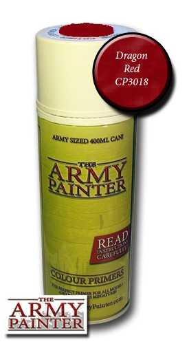 Army Painter Dragon Red