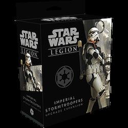 Star Wars Legion Stormtrooper Upgrade
