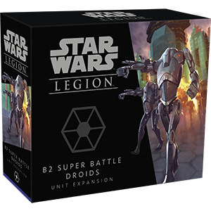B2 Super Battle Droids Unit