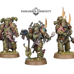 Plague Marine Reinforcements