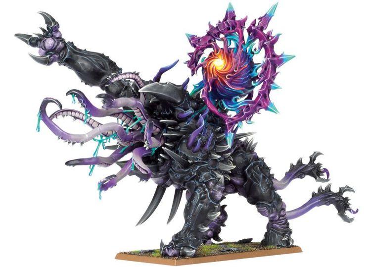 Mutalith Vortex Beast/Slaughter Beast