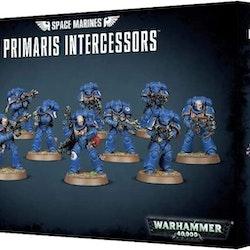 Space Marine Primaris Intercessors