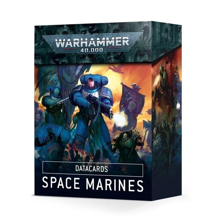 Warhammer 40k Astra Militarum Data cards