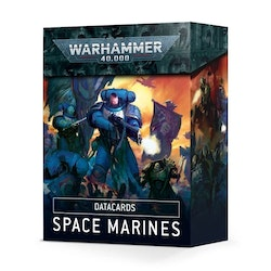 Space Marine Data Cards 2020