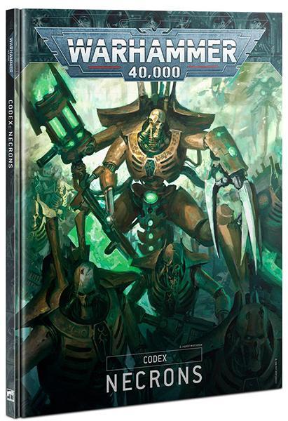 Necrons Codex 2020