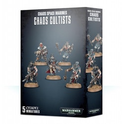 Easy To Build Chaos Cultists