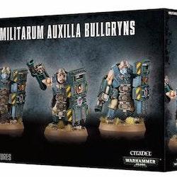 Astra Militarum Auxilla Bullgryns