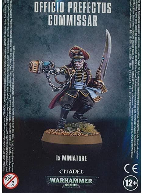 Astra Militarum Prefectus Commissar