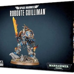 Space marine Roboute Guilliman