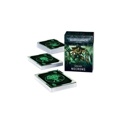 Necron Data Cards