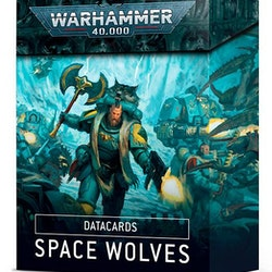 Space Wolves Data Cards 2020